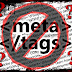 tips trik cara memasang meta tag seo friendly di blog