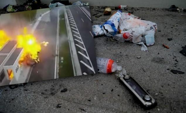 Τρεις φωτό αποκαλύπτουν τις αιτίες της τραγωδίας στην Εθνική Οδό [Εικόνες]