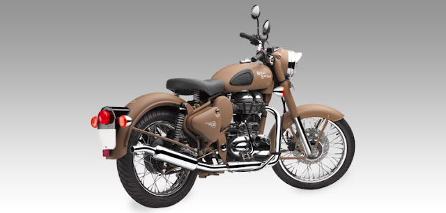 Royal Enfield Classic Desert Storm Info | Review