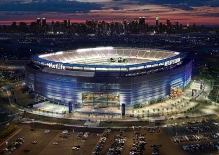 New York Jets Luxury Suites For Sale | Single Event Rentals