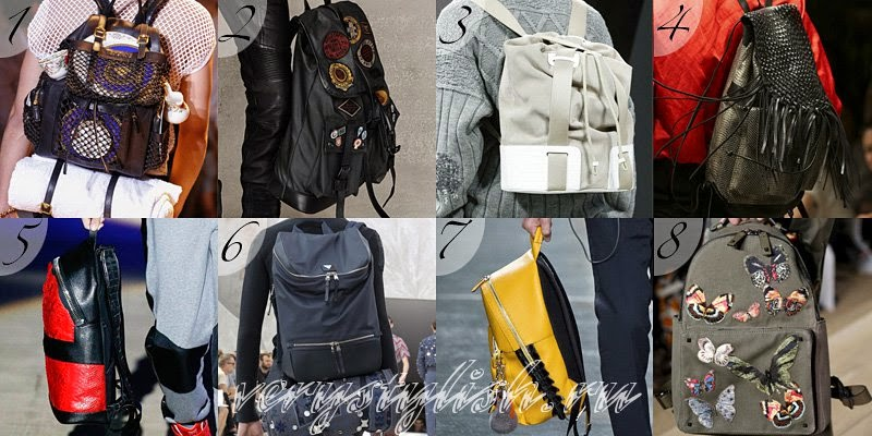 Spring Summer 2015 Men's Handbags Fashion Trends
