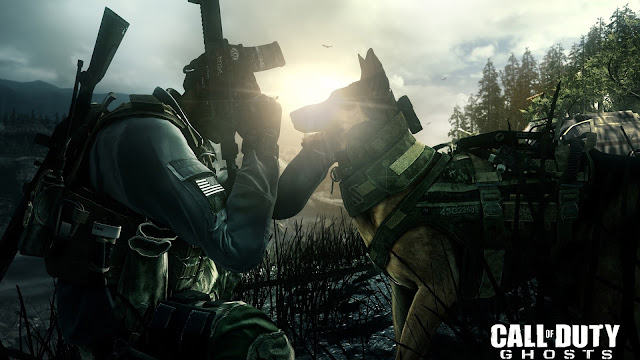 Call of Duty Ghosts HD Wallpaper