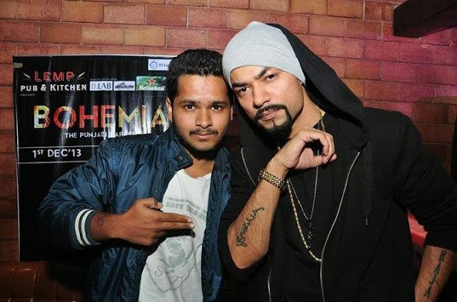 BOHEMIA The Punjabi Rapper - Live at LEMP 15