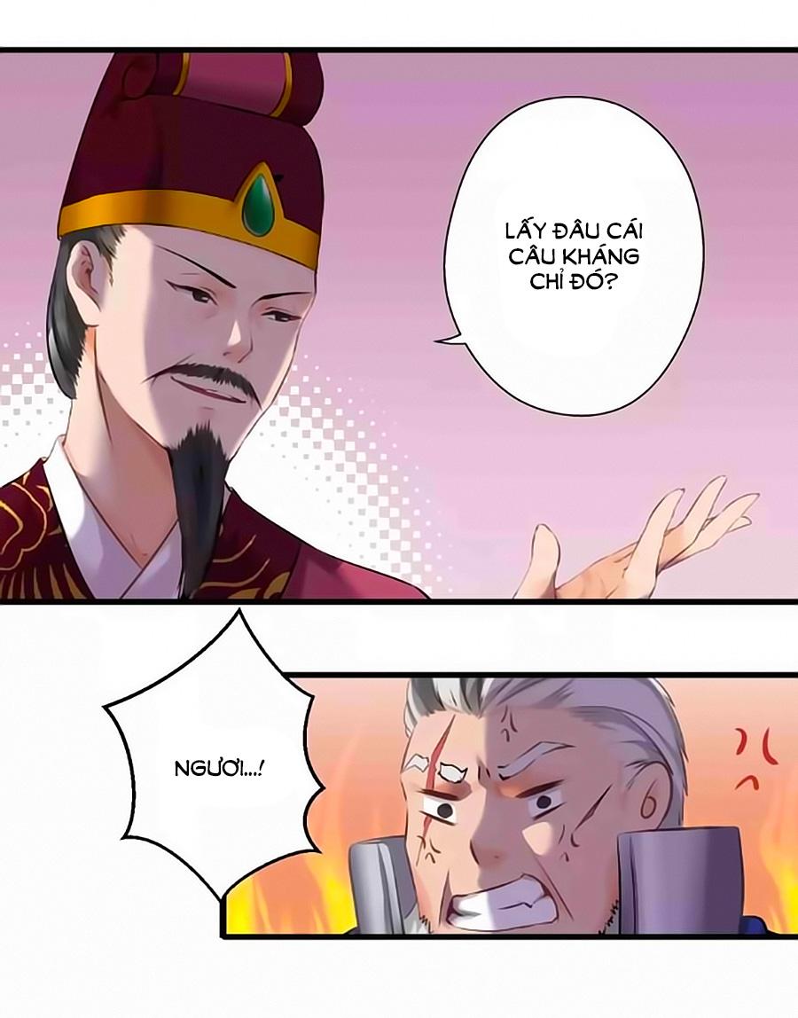 Thịnh Thế Đế Vương Phi - Chap 10