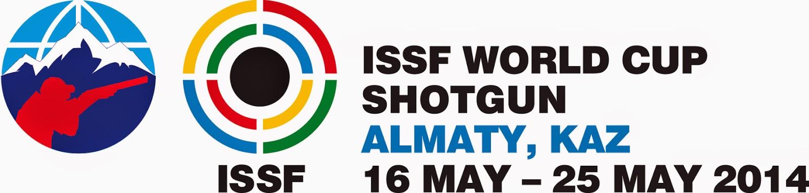 Cazaquistão recebe a Copa do Mundo ISSF pela 1ª vez; 6 brasileiros disputam a Fossa Olímpica e a Fossa Double