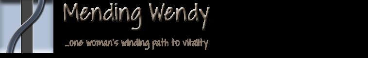 Mending Wendy