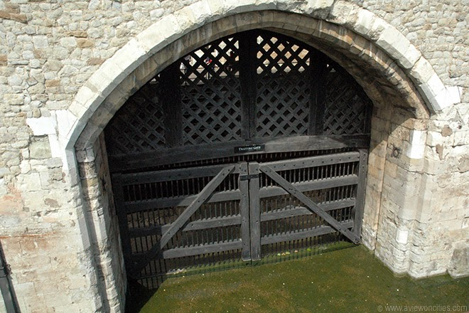 Traitors'-Gate-Tower-of-London