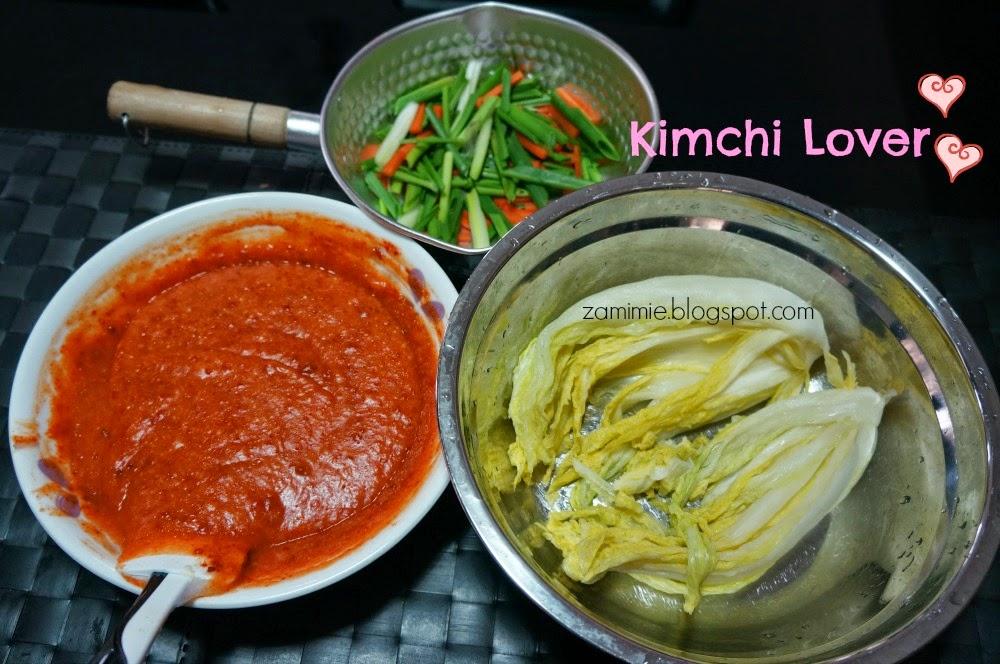 how to make homemade kimchi