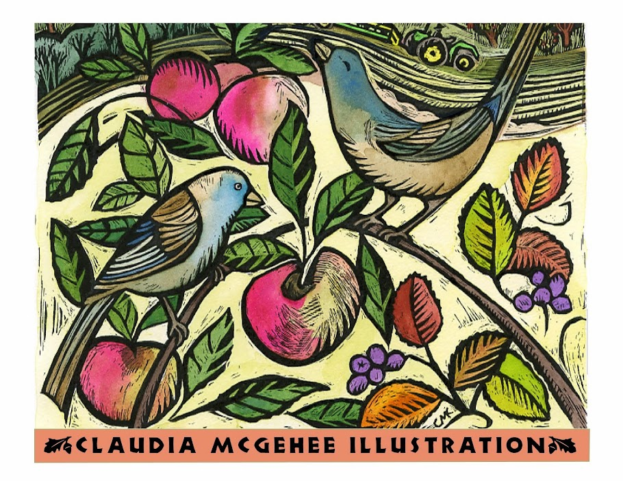 Claudia's Illustration Blog