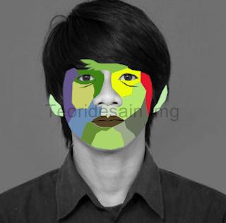 Cara Membuat WPAP Menggunakan Adobe Photoshop 6