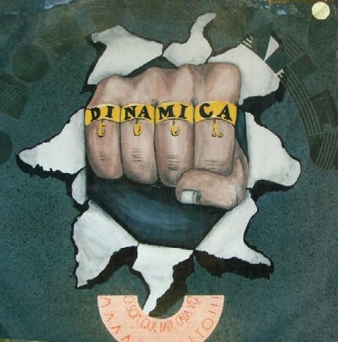 Dj Raffa & Dj Dobowt – Dinamica Soul  (Vinil - 1994)