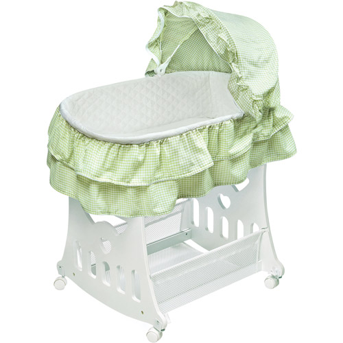Bassinet Covers For Girls5