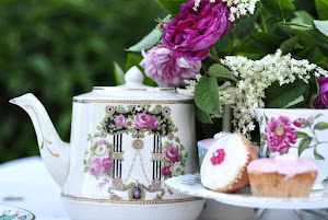 Lavinia&#39;s Tea Party