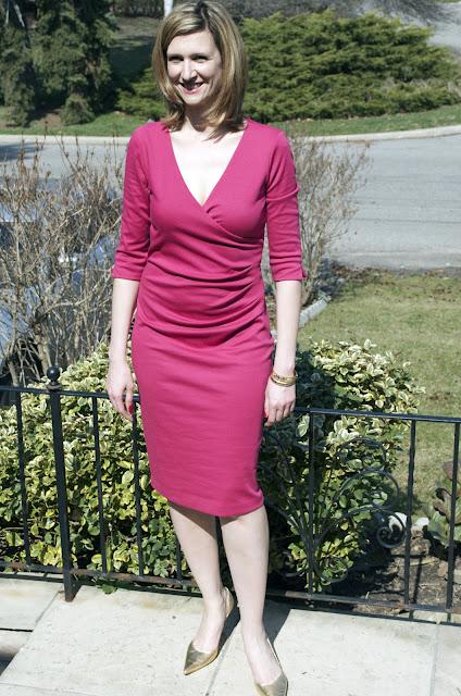 LTS Pink Dress