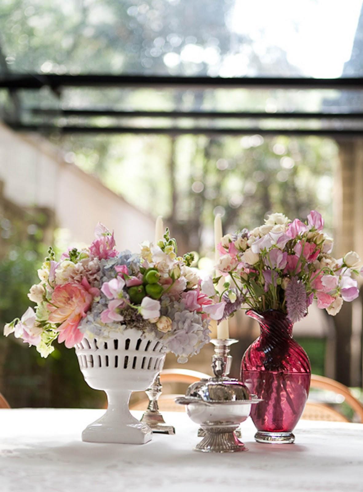 decoracao de interiores estilo romântico:Luxo Decor: Decoração Vintage