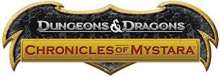 dungeons & dragons chronicles of mystara logo Dungeons & Dragons: Chronicles of Mystara   Logo