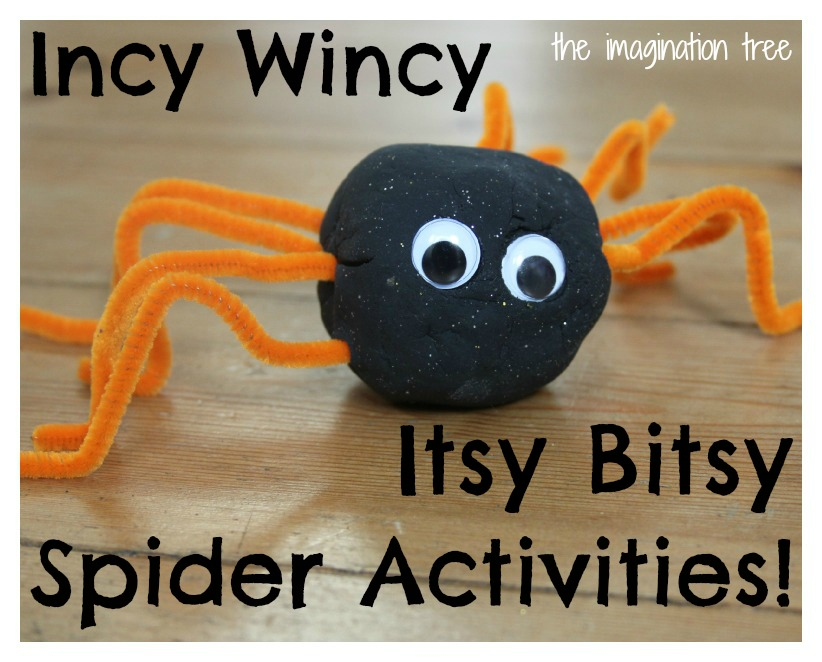 Itsy Bitsy Spider Activity