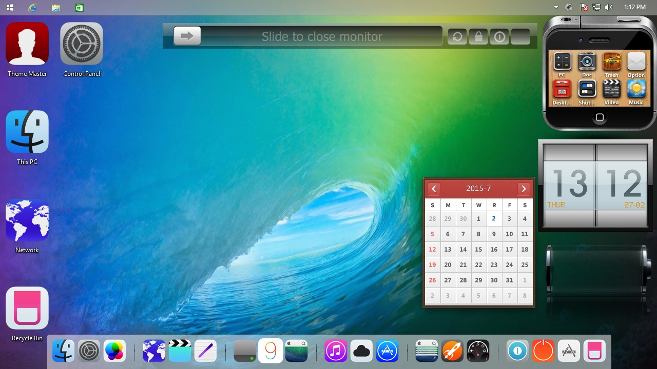 How to install iOS 9 Transformation Pack on Windows 7