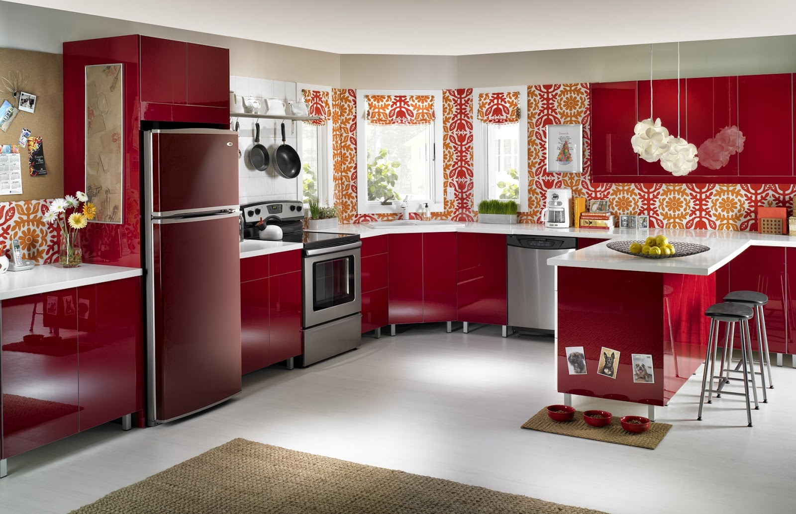 Houston Kitchen Appliances And Custom Cabinetry In Texas