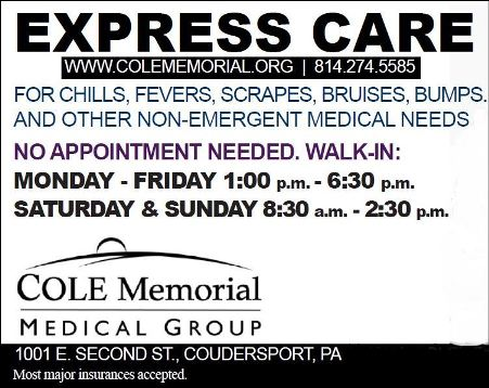 Cole Memorial Express Care