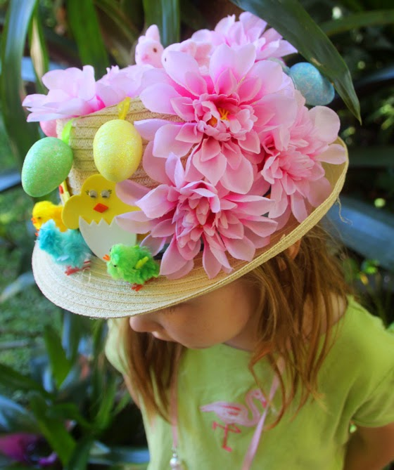 Easter hat and Easter crown ideas