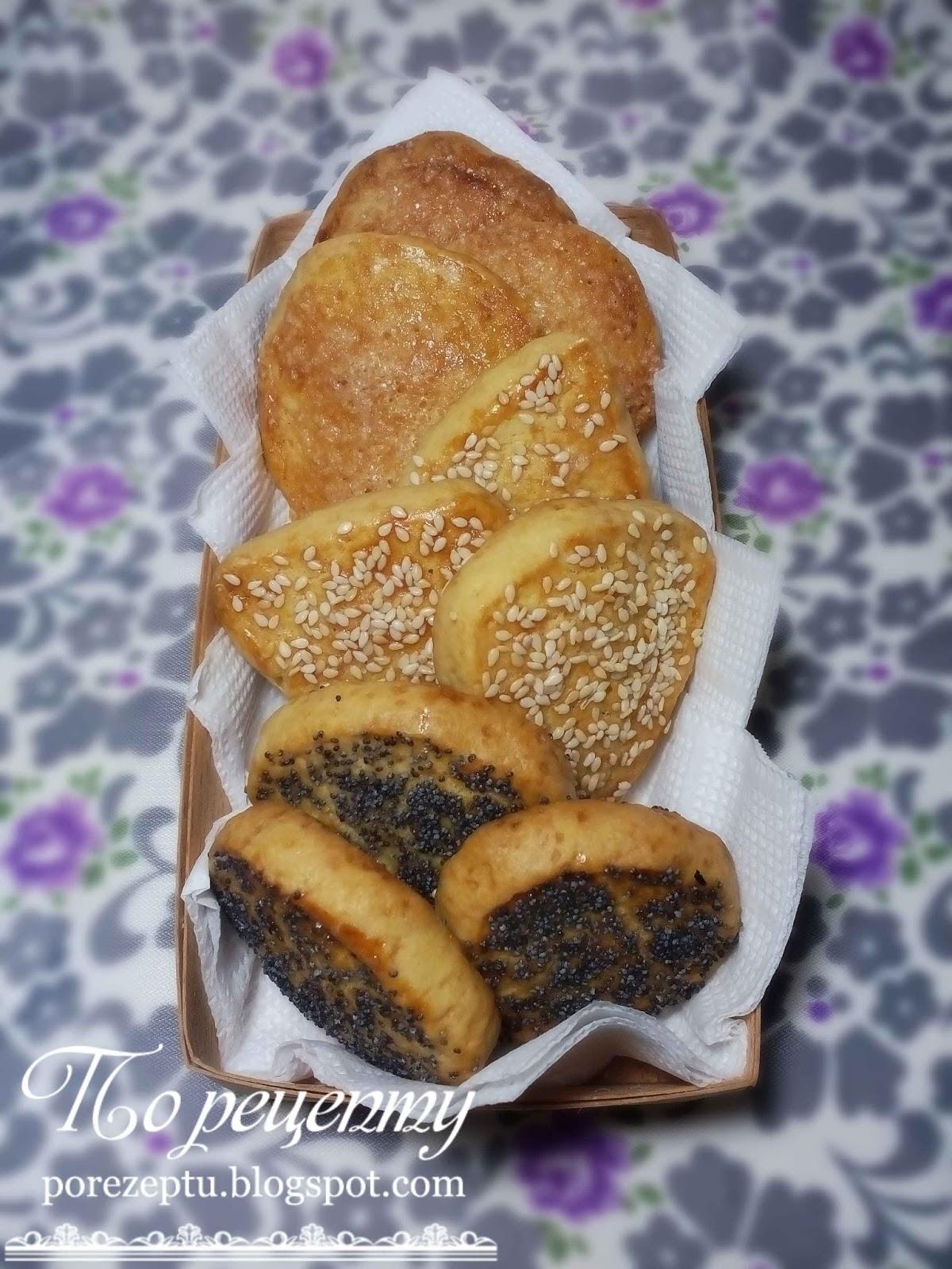 Рецепт медового печенья мягенькое