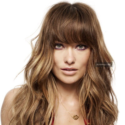 Olivia Wilde Hairstyles For Nylon Magazine August 2011 - 13