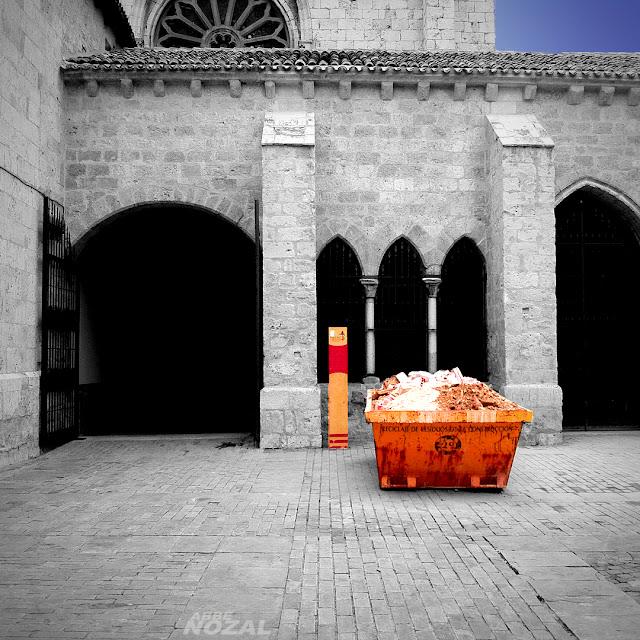 Escombros del pasado y del presente, 2012 (cc) Abbé Nozal