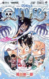 Ver Descargar One Piece Manga Tomo 68