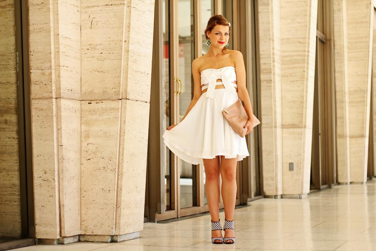 style girl dress new york myberlinfashionxnycfw