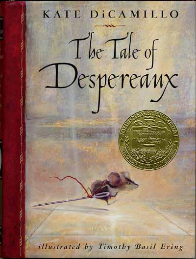 Kate Dicamillo The Tale Of Despereaux Celebri-dots: Kate DiC...