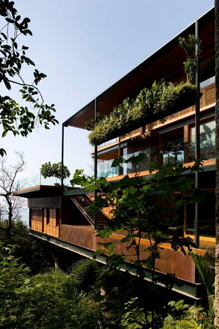 Luxury Vacation House Guaruja Sao Paulo Brazil Most