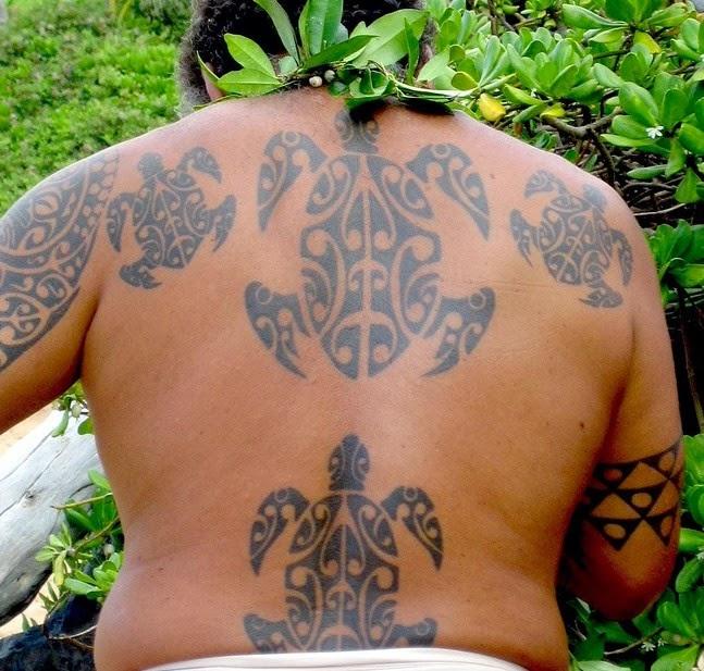 hawaiian tribal tattoos designs. Black Bedroom Furniture Sets. Home Design Ideas