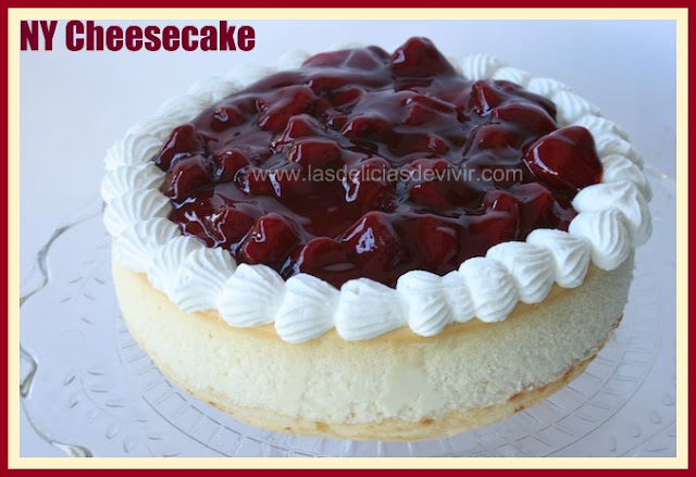 receta de Junior cheesecake