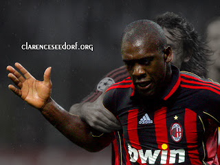 Clarence Seedorf AC Milan Wallpaper 2