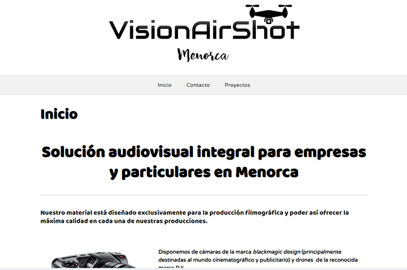 Visionairshot