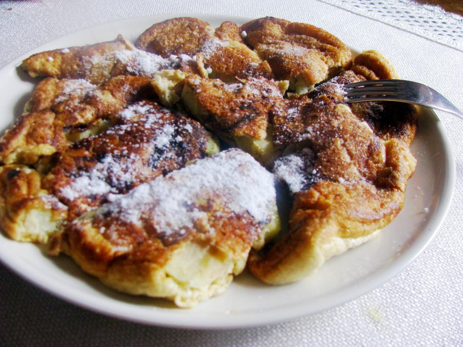 Omlet Kaiserschmarren