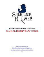 Sherlock Holmes Indonesia Download ebook Buku Kasus Sherlock Holmes the case-book of Sherlock Holmes kasus jembatan thor the problem of thor bridge bahasa indonesia gratis