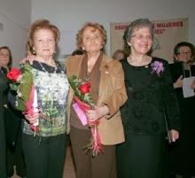 Homenaje de la Asociación Mujeres Eva Canel