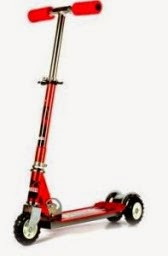 Buy Foldable 3 Wheels Kids Scooter At Rs.499 : Buy To Earn
