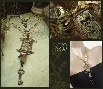 victorian mixedmedia jewelry