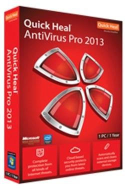 Quick Heal Antivirus Full Version 2013 Free