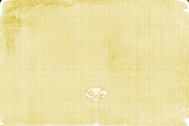 Vintage Childhood Textures tree