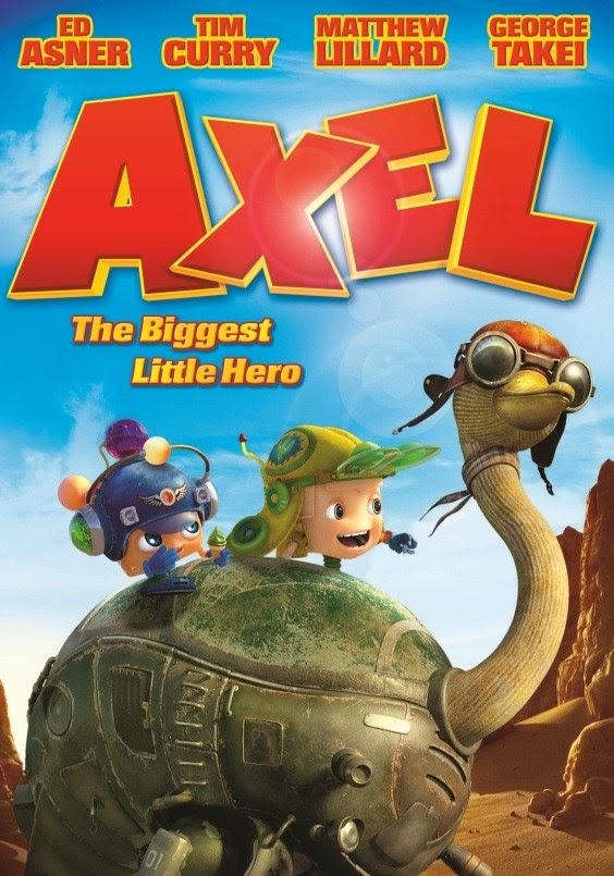 Axel The Biggest Little Hero 2014