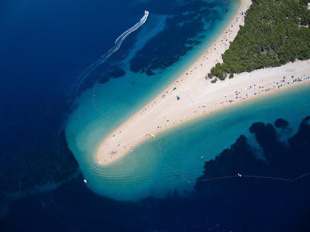 أجمل شواطئ كرواتيا