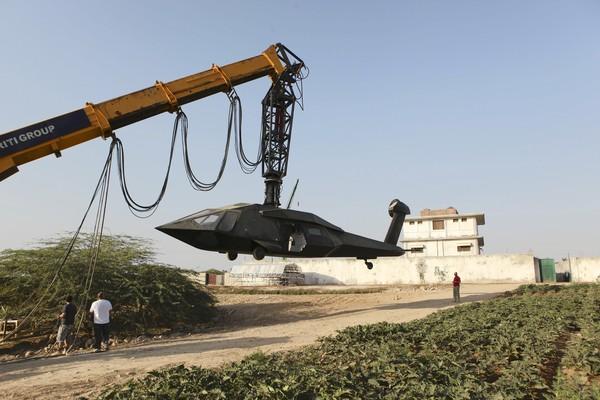 Elicottero Stealth : Cooks