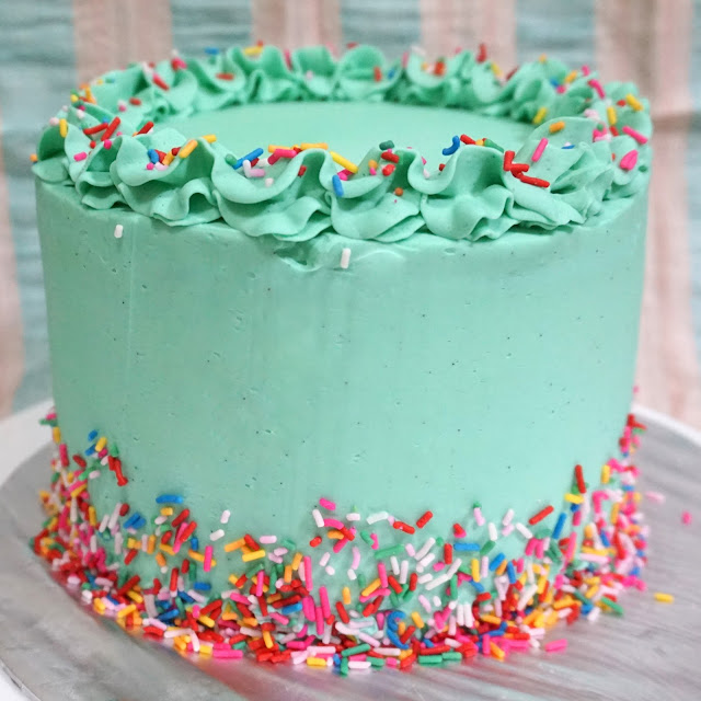 Cake With Icing Baked Inside : Life is too short, eat desserts: Inside out Movie Rainbow ...
