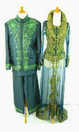 Foto Model Baju Kebaya Couple Modern