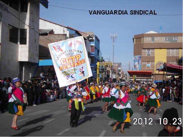 VANGUARDIA SINDICAL