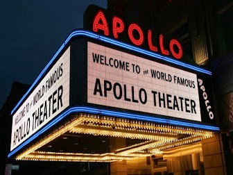 Live At The Apollo Theater !